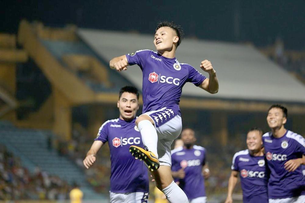 Đè bẹp CLB TP Hồ Chí Minh Hà Nội FC đối đầu Viettel ở chung kết cúp Quốc gia 2020