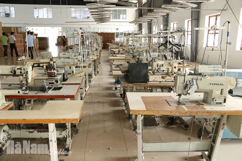 Dịch Covid19 tác động tới việc làm gần 5000 lao động trong doanh nghiệp FDI của Hà Nam