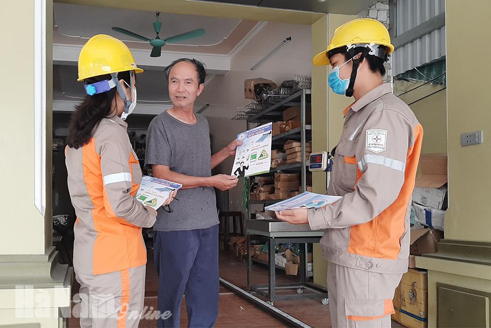 Điện lực Hà Nam lấy văn hóa doanh nghiệp làm nền tảng phát triển