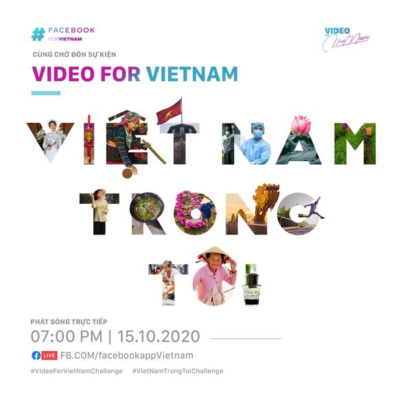Facebook phát động chương trình lan tỏa vẻ đẹp đất nước con người Việt