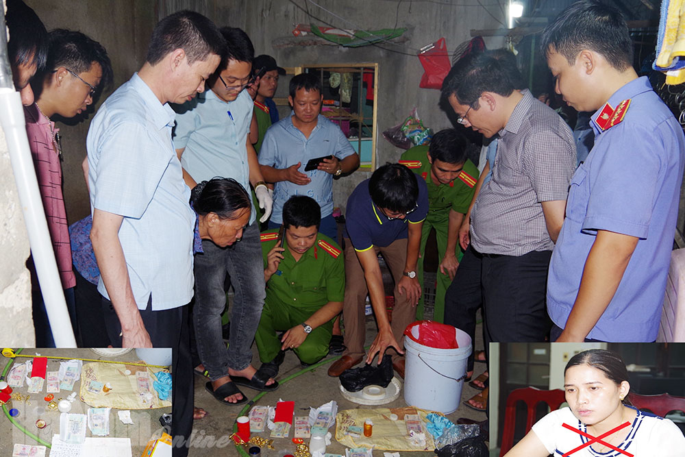 Hà Nam Làm rõ đối tượng trộm cắp hơn 1 tỷ đồng
