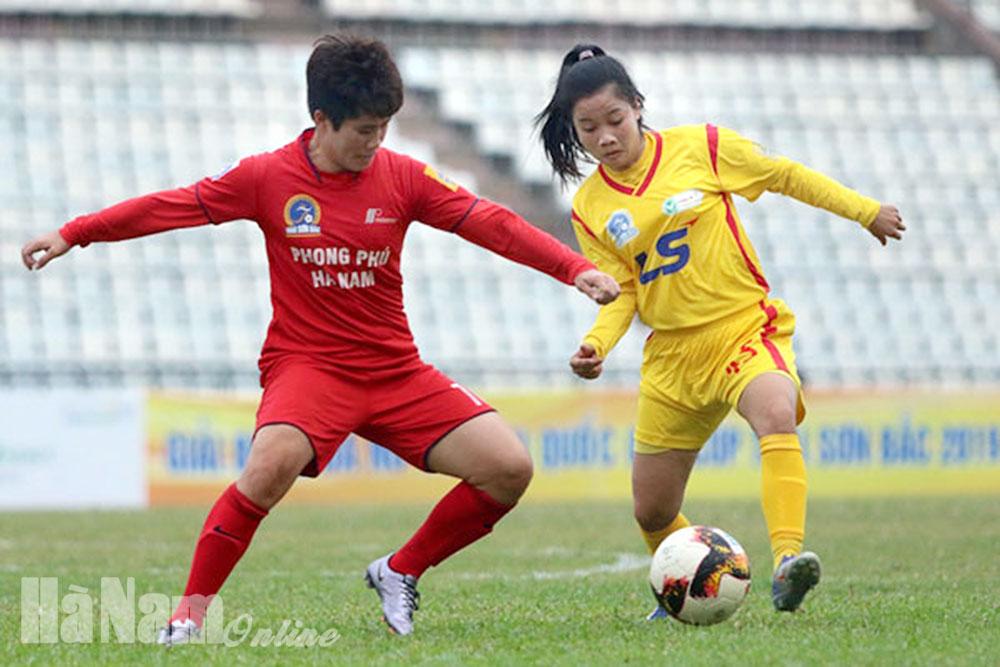 Khai mạc Giải Bóng đá nữ vô địch Quốc gia – Cúp Thái Sơn Bắc 2020