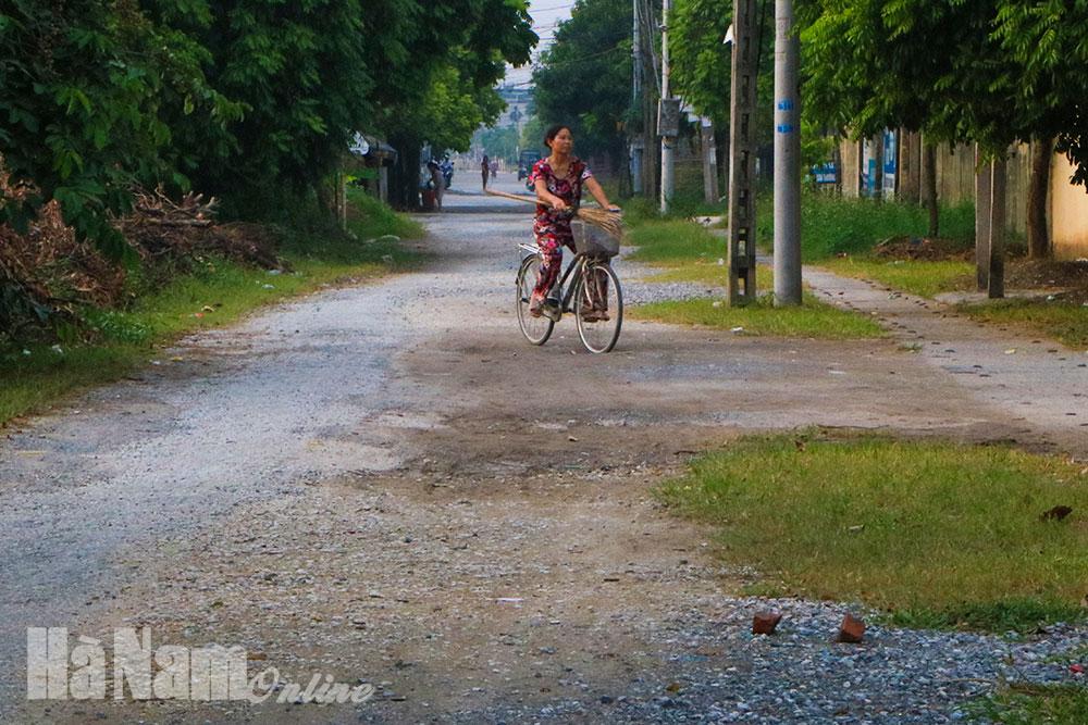 Khẩn trương hoàn thiện hệ thống kết cấu hạ tầng giao thông ở Thanh Châu