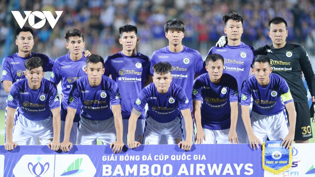 Lịch thi đấu bóng đá hôm nay 169 Hà Nội FC đại chiến CLB TPHCM