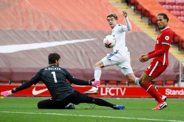 Liverpool 43 Leeds Màn rượt đuổi tỉ số nghẹt thở