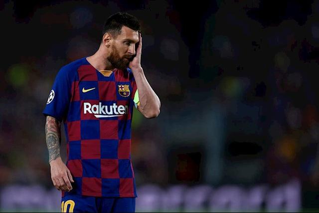 Messi chính thức thông báo ở lại Barcelona