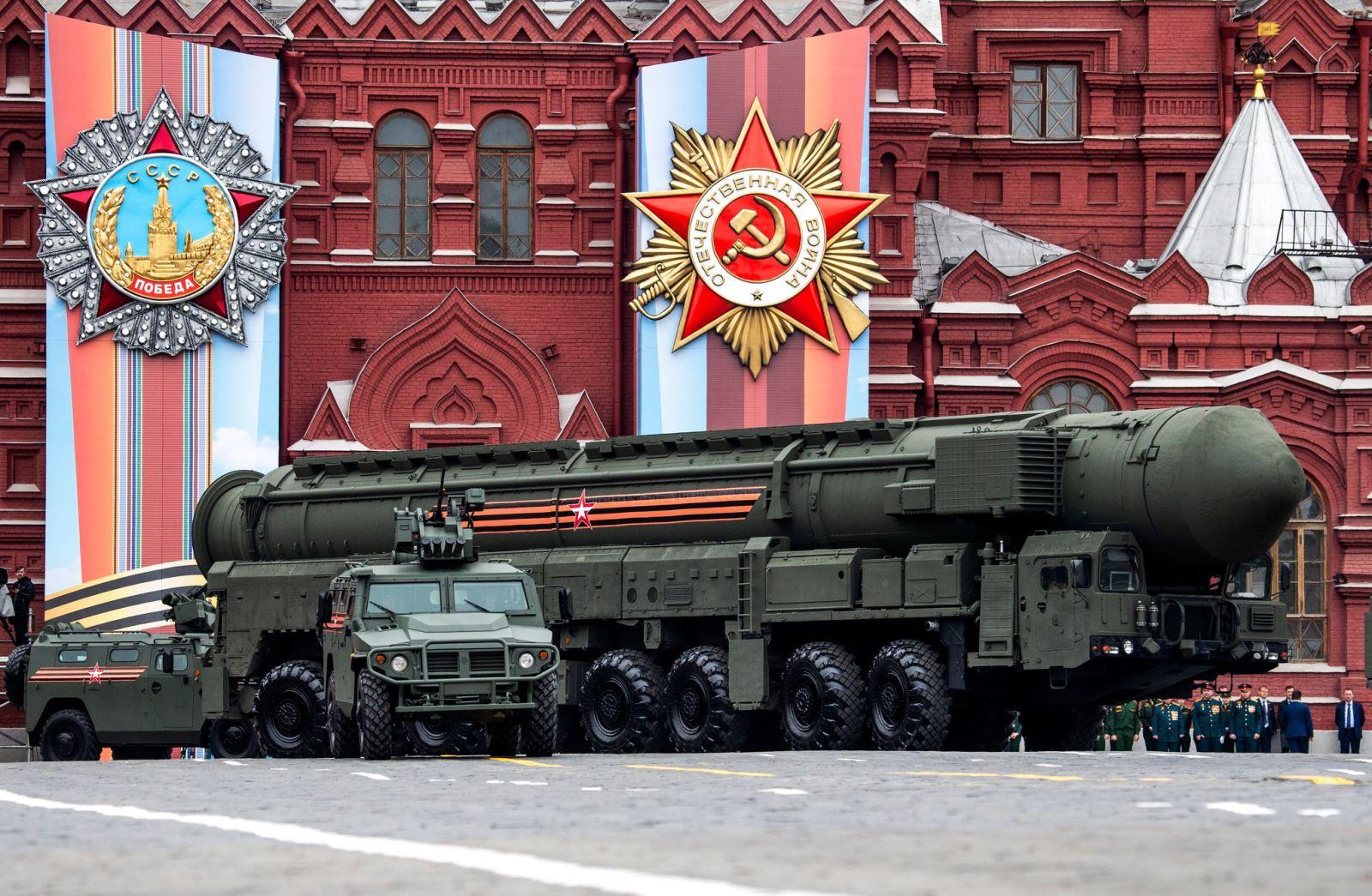 Mỹ đề nghị Nga gia hạn Hiệp ước START Mới ít hơn 5 năm