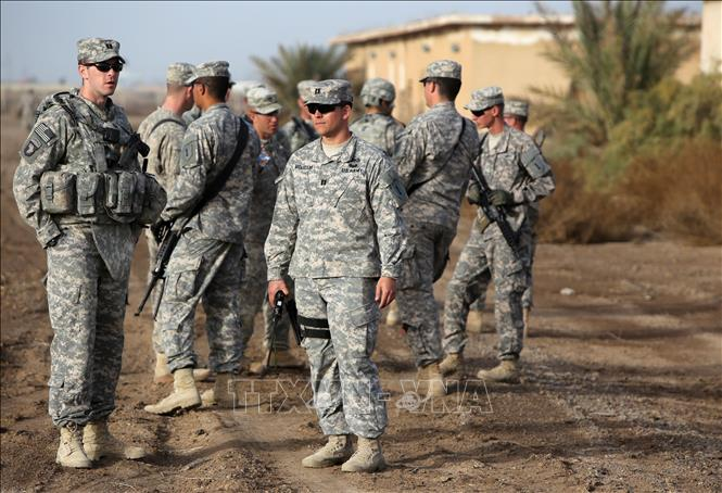Mỹ dọa rút các nhà ngoại giao Iraq lo chiến tranh quay trở lại