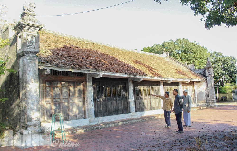 Thanh Liêm tăng cường bảo tồn nét đẹp văn hóa truyền thống trong xây dựng NTM