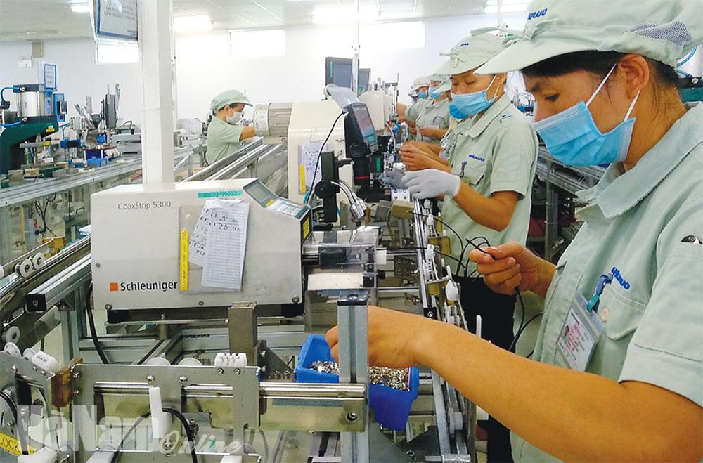 Thu hút FDI của Hà Nam xếp thứ hạng cao của cả nước