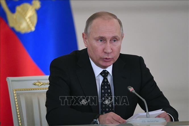 Tổng thống Nga Putin hủy cuộc đối thoại trực tuyến với người dân trong năm 2020
