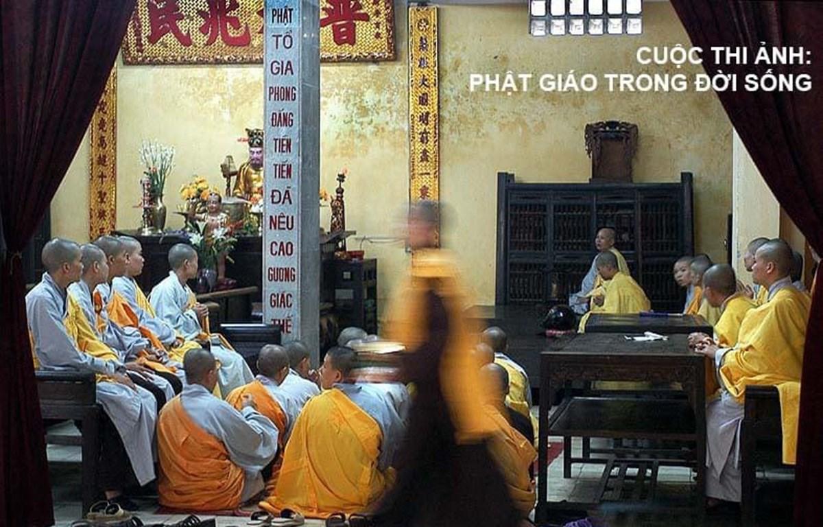 ần đầu tiên phát động cuộc thi ảnh nghệ thuật trong Phật giáo