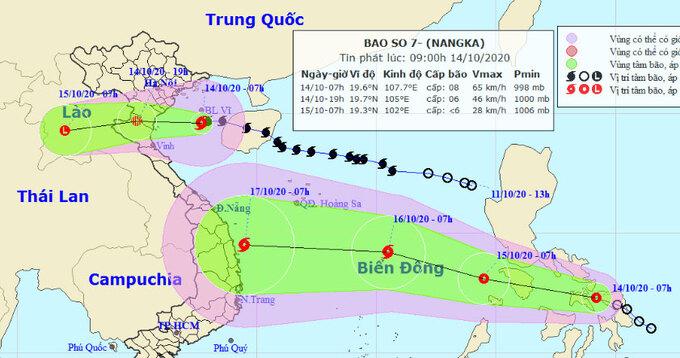 Bão suy yếu áp thấp nhiệt đới khác sắp vào biển Đông