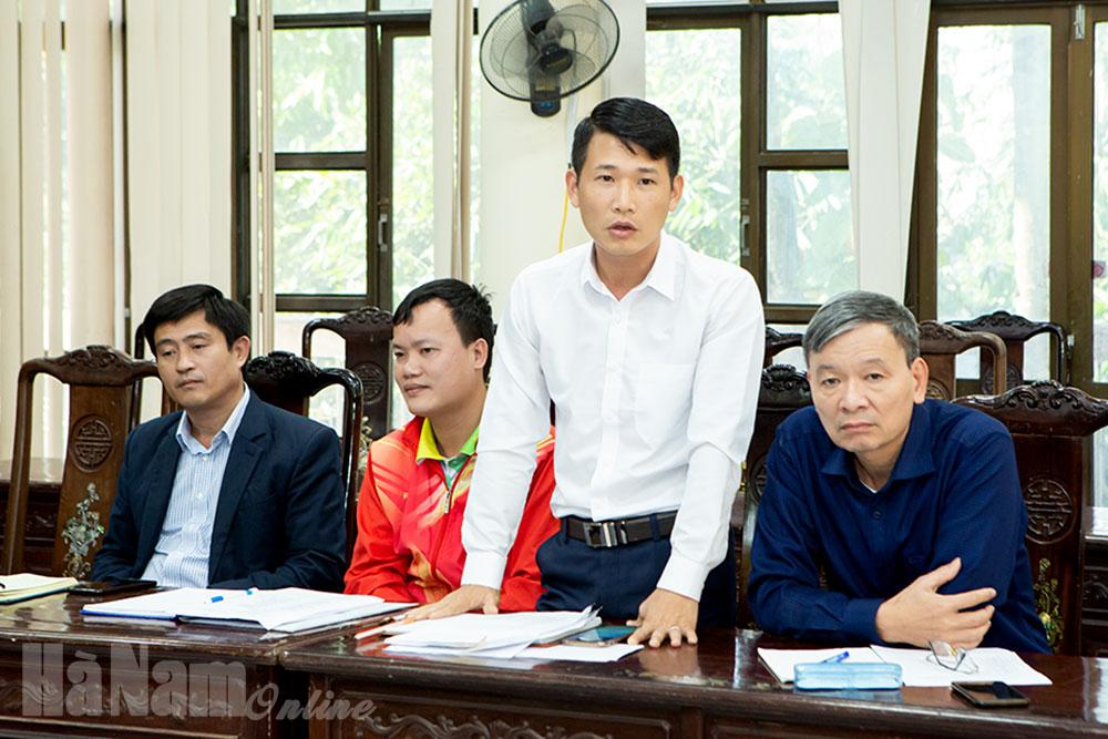 Bốc thăm chia bảng Giải Bóng bàn Cúp Báo Hà Nam lần thứ X năm 2020