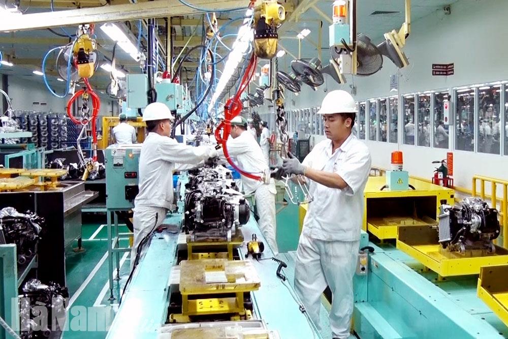 Chủ động lựa chọn các nhà đầu tư vào khu công nghiệp