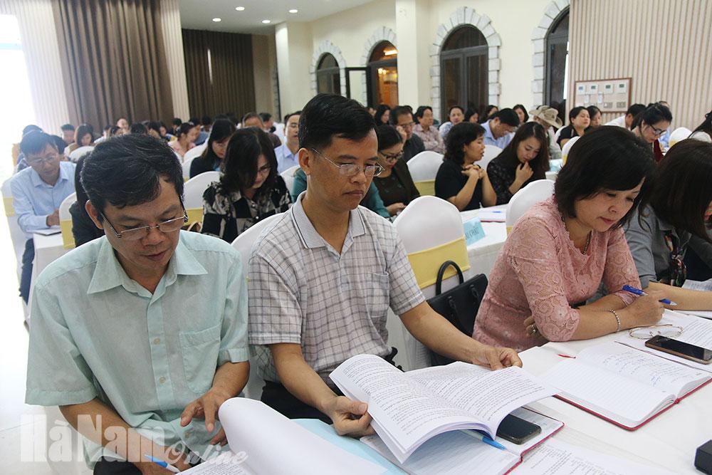 Hội nghị tập huấn Nâng cao nhận thức về vai trò của văn học nghệ thuật trong sự phát triển của đất nước thời kỳ mới