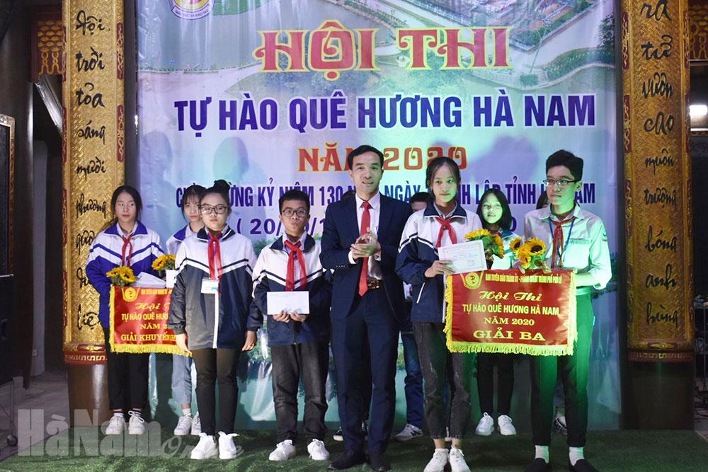 Hội thi Tự hào quê hương Hà Nam năm 2020