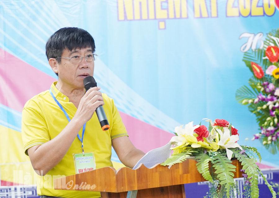 Khai mạc Giải Bóng bàn Cúp Báo Hà Nam lần thứ X năm 2020