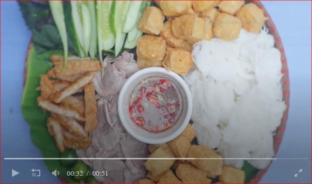 Không phải nem hay phở bún đậu mắm tôm mới là món Việt xuất hiện trên CNN