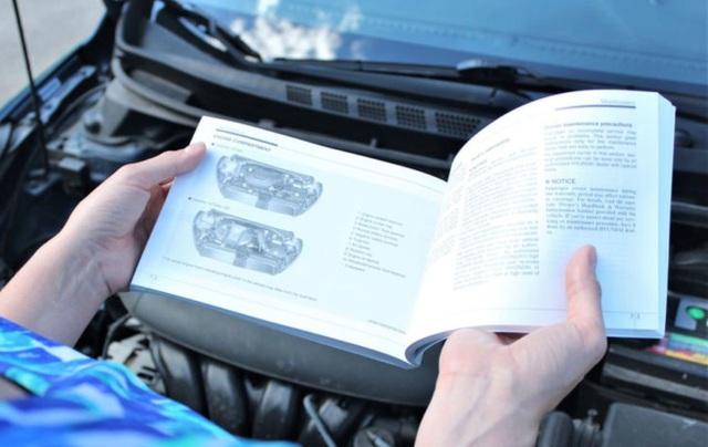 Mất bao lâu để đọc hết một cuốn hướng dẫn sử dụng xe