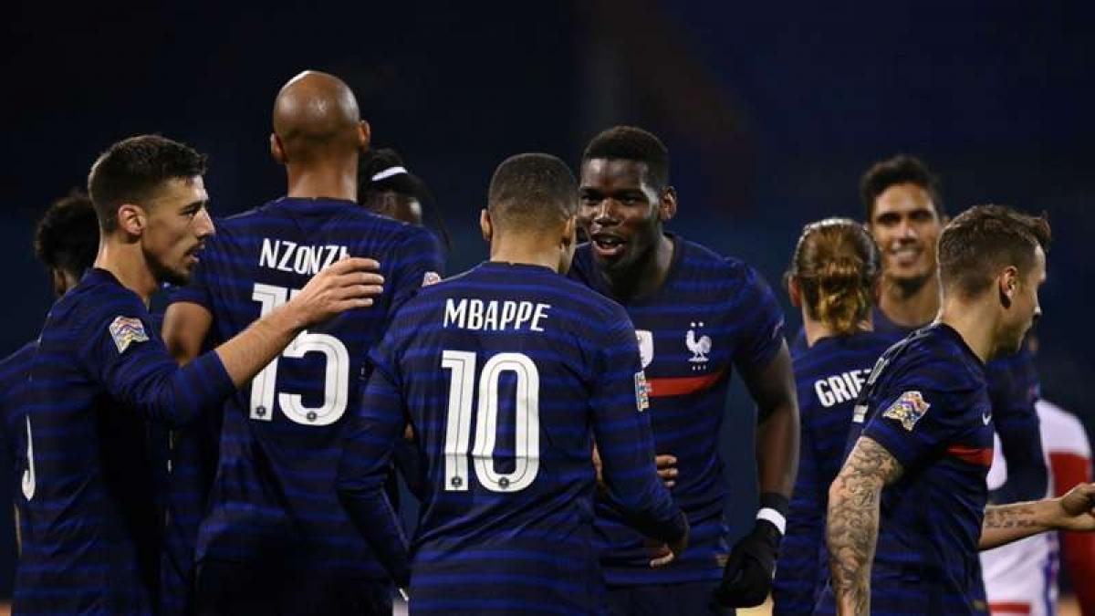 Mbappe ghi bàn quyết định Pháp nhọc nhằn hạ Croatia