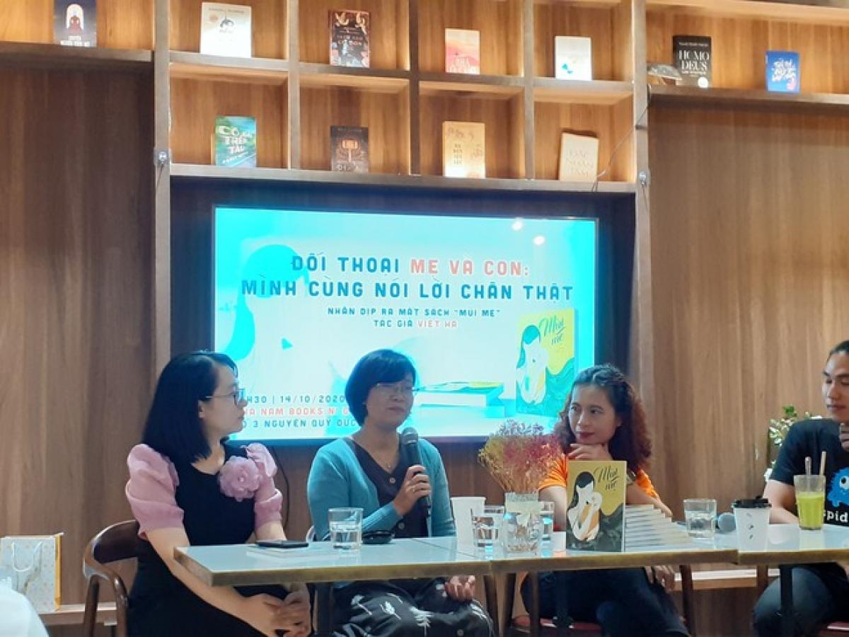 Mùi mẹ cuốn sách ý nghĩa ra mắt vào dịp Ngày Phụ nữ Việt Nam 2010