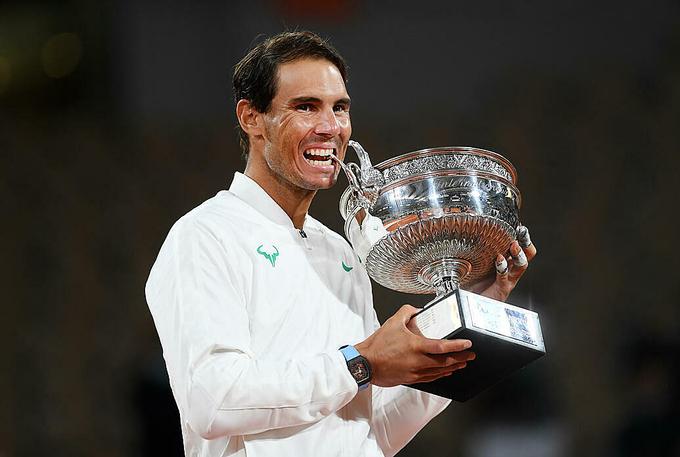 Nadal và vinh quang cho kẻ khiêm nhường