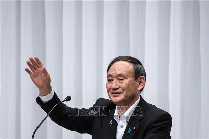 Nhật Bản công bố nội dung chuyến thăm Việt Nam của Thủ tướng Suga Yoshihide