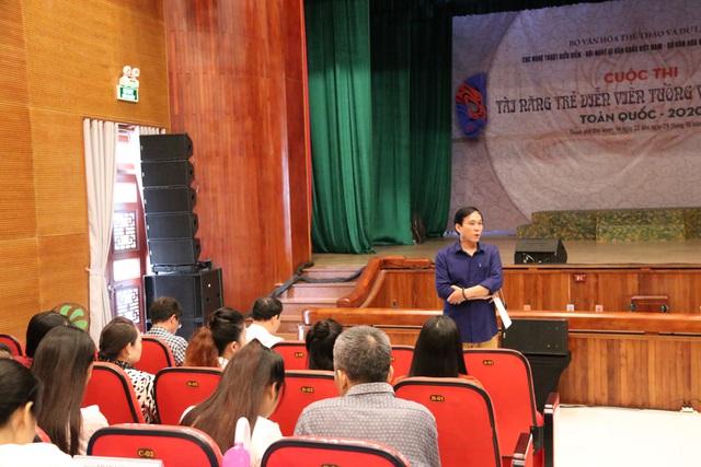 Tìm kiếm Tài năng trẻ Diễn viên Tuồng và Dân ca kịch toàn quốc