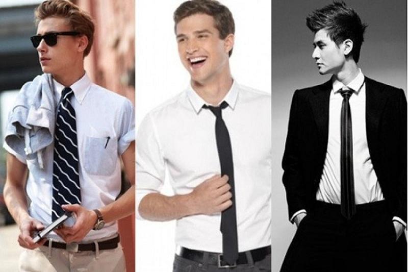 Vì sao đàn ông lại đeo cà vạt