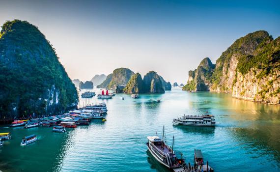 Việt Nam được CNTraveler chọn là điểm đến yêu thích năm 2020