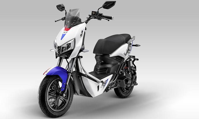 Yadea X5  xe máy điện thể thao giá 22 triệu