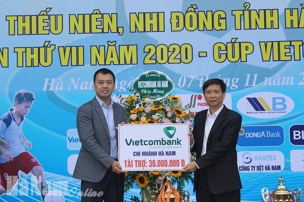 Khai mạc Giải bóng đá Thiếu niên Nhi đồng tỉnh Hà Nam lần thứ VII năm 2020